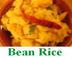 bean rice
