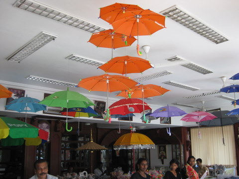 umbrella shop