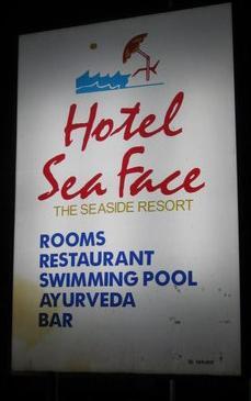 hotel seaface