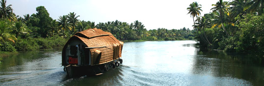 kerala backwaters house boat