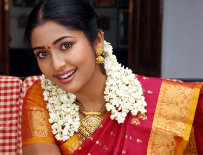 Actress Navya Nair