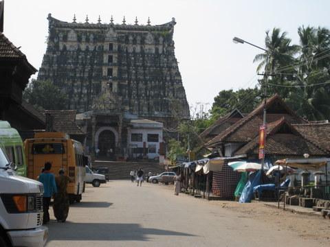padmanswami temple