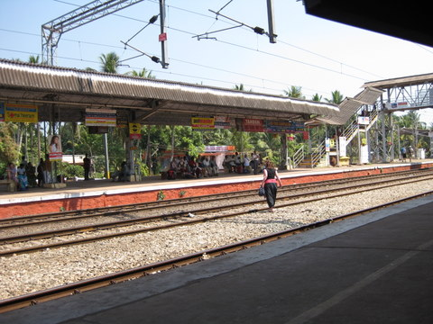 varkala train station