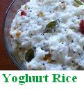 yoghurt rice